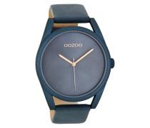 Timepieces Blau/Roségold Uhr C8398 ( mm)