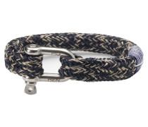 Gorgeous George Navy/Sand Armband P14-63204 (Länge: 17.50-18.00 cm)