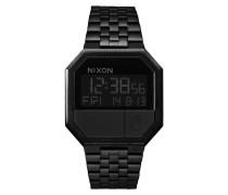Re-Run All Black Uhr A158001