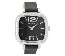 Grau Uhr C9183