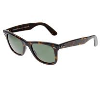Wayfarer Sonnenbrille RB2140 50 902