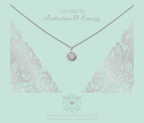 Classics Labradorite Kette N306OGL16S