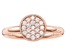 Sterling Silver Ring TR2050-416-14-