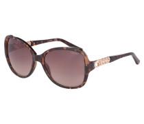 Sonnenbrille Dark Havana GU74525952F