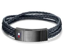 Multi-wrap Plaque Armband TJ2701007
