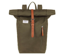 Ground Dante Olive Rucksack SQA587