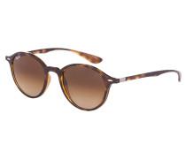 Round Liteforce Sonnenbrille Havana RB4237 710/85