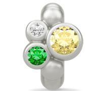 Yellow Sweet Dreams Silver Charm 41307-5