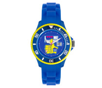 Love Me I'm Famous Royal blue hand Small Uhr LM.SS.RBH.S.S.11