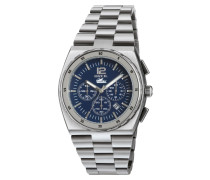 Manta Sport Gent Chrono Bracelet Blau Dial Uhr TW1543