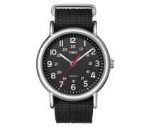 Weekender Slip Through All Black Uhr T2N647PF