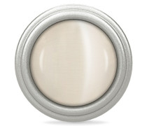 White Love Dome Silver Charm 41360-3