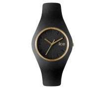 ICE-Glam Black Unisex Uhr ICE.GL.BK.S.S.14