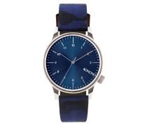 Winston Camo Blue Uhr KOM-W2167