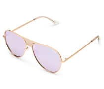 #XKYLIE Iconic Gold Sonnenbrille 9343963017878