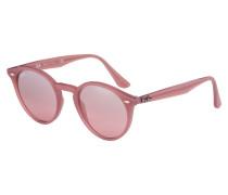 Round Sonnenbrille Opal Antique Pink RB2180 62297E