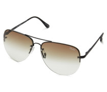 Muse Fade Black Brown Sonnenbrille 9343963014181