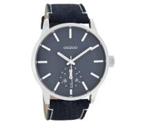 Timepieces Blau Uhr C8217 ( mm)