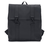 Msn Bag Black Rucksack R1213-01-N
