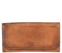 Noble Nova Cognac Druckknopf Brieftasche 871265.24