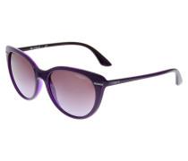 In  Sonnenbrille Top Dark Violet/Transparent Violet VO2941S 22778H