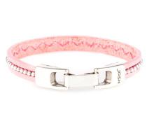 Damen Armband Pink 18291-BRA-PINK-S (18.00 cm)