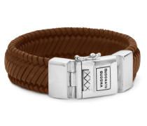783CO Edwin Leather Cognac Armband