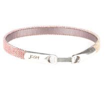 Damen Armband Pink 18352-BRA-PINK-S (18.00 cm)