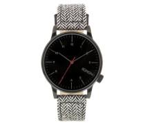 Winston Heritage Herringbone Uhr KOM-W2100