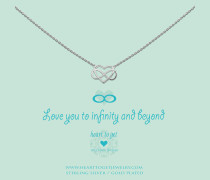 Love You To Infinity and Beyond Kette N184IHE13S