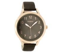 Timepieces Braun/Roségold Uhr C8382 ( mm)