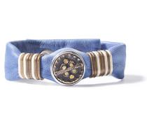 Wabi Sabi Harmony Tie Dye Blue Armband WBS-670-02-S