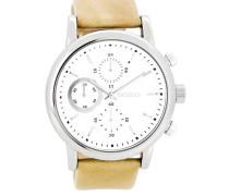 Timepieces Braun/Silber Uhr C7800 ( mm)