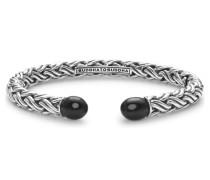 Katja Torque Stone Onyx Armband 079 (Länge: 19.00 cm)
