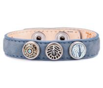 Denim Wrap Bracelet Petite Classic Skinny-Bridal XWPCS-9050-78-M