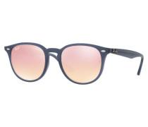 Shiny Opal Dark Azure Sonnenbrille RB4259 62321T