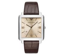 Modern Square Herren Uhr AR11098