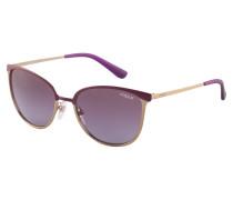 Sonnenbrille Matte Light Violet/Brushed Gold VO4002S 994S8H