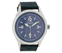 Timepieces Dunkel Blau/Lumi Green Uhr C7478