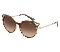 Dark Havana Sonnenbrille VO5136SW65613