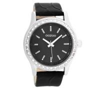 Timepieces Schwarz Uhr C8009 (43 mm)