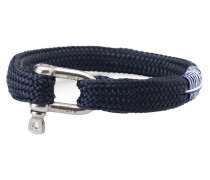 Sharp Simon Navy Armband P07-63000 (Länge: 17.50-18.00 cm)