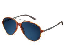 Maverick Sonnenbrille Matte/Shiny Black/Blue 118/S