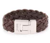 Brown Armband 24637-BRA-Brown-L-1
