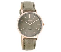 Vintage Uhr Grau C7374