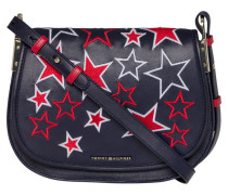 Iconic Saddle Bag Tommy Navy/Stars Handtasche AW0AW04058901