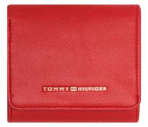Leather Twist Fiery Red Brieftasche Hoch AW0AW04115615