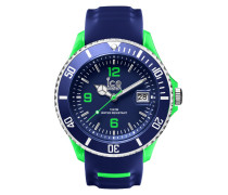 Ice-Sporty Green/Blue Uhr IW001452