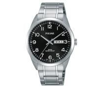 Herren Stahl Armband Uhr PJ6063X1