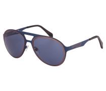 sonnenbrille Matte Blue DL01645991V
